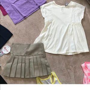 Other - Lot of 14 Girls Size XS (4) Clothing NWT